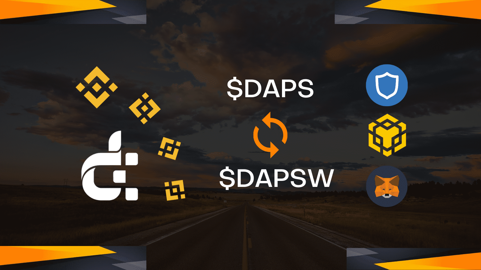 DAPS Coin is Going DEFI With The Launch of DAPSW on Binance Smart Chain